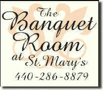 Banquetroomatstmarys